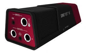 <b>Аудиоинтерфейс Line 6</b> Sonic Port VX