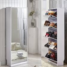 5-ярусный <b>зеркальный шкаф для обуви</b>: продажа, цена в Москве ...