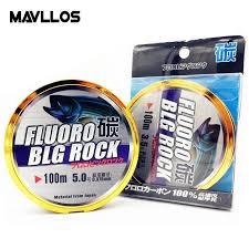 Mavllos 100m Monofilament <b>Nylon</b> Fishing <b>Line Super Strong</b> Japan ...