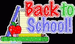 Image result for welcome back to school gif