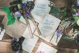 <b>Vintage</b> Tea-Stained <b>Steampunk</b> Wedding — Alicia's Infinity
