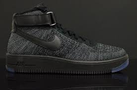 nike air force 1 flyknit black 1 air force 1 flyknit