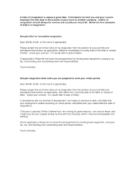 resignation letter format best sample immediate resignation best sample immediate resignation letter modern ideas resign to boss white paper printed writing content