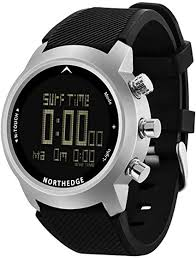WYXIN <b>Men's Smart Sports Watch</b> Depth Gauge Altimeter Barometer ...