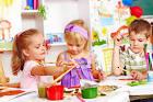 Научить ребенка рисовать в домашних условиях