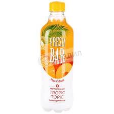 <b>Напиток газированный Fresh Bar</b> Pina Colada Tropic Topic 0.48 л ...
