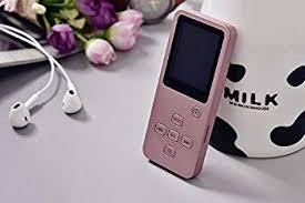 Leoie <b>Bluetooth MP3 Player</b> HiFi Lossess Portable <b>Slim</b>: Amazon.in ...