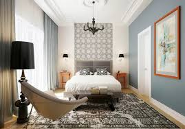 modern bedroom concepts: modern bedroom design trends  accent wall can be the entrance wall