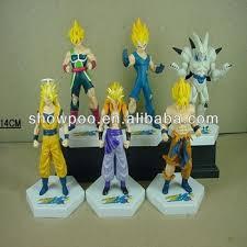 New Style Toy <b>Dragon Ball</b> Super Saiyan Goku Figure <b>6pcs</b> Set ...