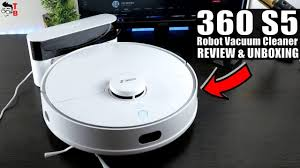 <b>360 S5</b> Robot Vacuum Cleaner REVIEW: Exactly What Is Needed ...