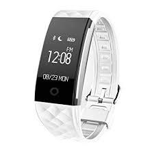 Jennyfly Smart Bracelet, Long Battery Life Waterproof ... - Amazon.com