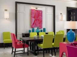 elegant square black mahogany dining table: dining room colorful interior dining room design agreeable black stained wooden dining table wonderful
