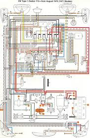 volkswagen super beetle wiring diagram volkswagen wiring 1970 vw bus wiring diagram