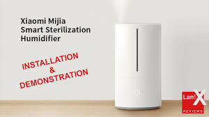 <b>Xiaomi Mijia Smart</b> Sterilization Humidifier (Install) - YouTube