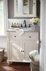 Bathroom White Vanities 17 Best Ideas About Small Bathroom Vanities On Pinterest Half