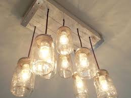 rubbishlove shoppe the betty 8 light mason jar chandelier with edison bulbs online store powered by storenvy betty 8 light mason jar