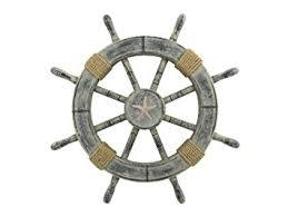 hampton nautical rustic decorative cast iron anchor wall hook art vintage decor