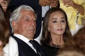 Resultado de imagen de foto Vargas llosa y Presley