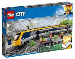 Электромеханический <b>конструктор LEGO City</b> 60197 ...