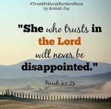 Trusting God Quotes on Pinterest | Godly Women Quotes, God ... via Relatably.com