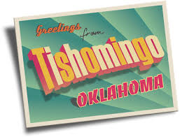 Image result for tishomingo oklahoma