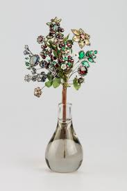 Project for the restoration of a <b>bouquet</b> of flowers made by Jérémie ...