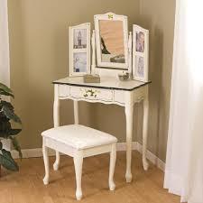 bedroom vanity table tilt mirror