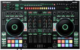 <b>Roland DJ</b>-<b>808</b> – диджейский all-in-one <b>контроллер</b> со ...