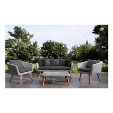 <b>Комплект плетеной мебели АФИНА-МЕБЕЛЬ</b> AFM-605G Grey ...