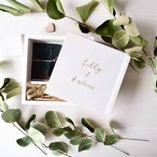 95 Best Wooden Box images in 2019   Box invitations, Bridal ...