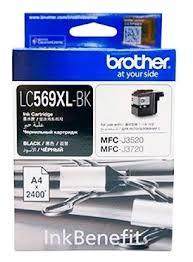 <b>Картридж Brother LC-569XLBK</b> — купить по выгодной цене на ...