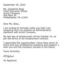 sample professional letter formats   resignation letter  letters    the format of a resignation letter should be brief and factual  simply state that you