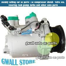 <b>MSC90CAS</b> AC <b>Compressor</b> For Car Mitsubishi Lancer Outlander ...