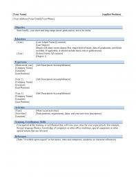 resume builder template microsoft word make resume resume template microsoft office format templates regard to