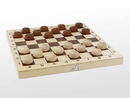 Игра настольная «<b>Шашки</b>» (деревянные) | <b>Наборы для пикника</b>