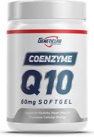 """Коэнзим Q10 Geneticlab Nutrition """"<b>CoQ10</b>"""", 60 капсул — купить в ..."""