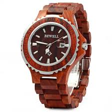 ZS-100BG <b>Red sandalwood</b> Couple's <b>Watches</b> Sale, Price ...
