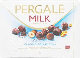 <b>Набор конфет pergale</b> ассорти из темного шоколада 187г: цены ...