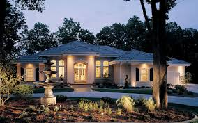 Luxury Ranch Homes   House Plans and Moreluxury ranch home   stucco exterior  View This House Plan