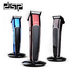DSP <b>Professional Rechargeable Hair Clipper</b> Electric Beard Hair ...