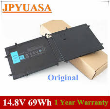 7XINbox 14.8V <b>69Wh</b> Original D10H3 <b>4DV4C</b> 63FK6 <b>Laptop</b> Battery ...