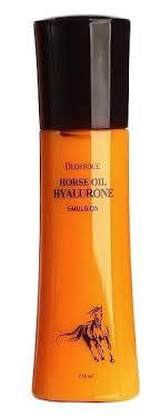 Deoproce Horse Oil Hyalurone Emulsion <b>Эмульсия для лица с</b> ...
