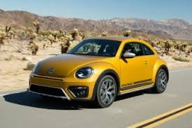 Новые версии VW Beetle: переднеприводный вседорожник Dune ...