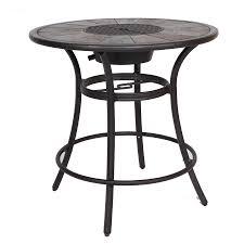 circular patio furniture addition
