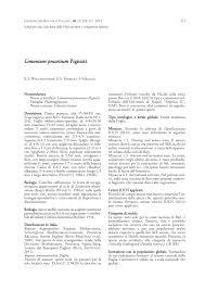 (PDF) Limonium peucetium pignatti