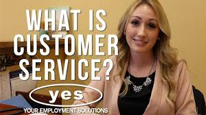 what is customer service what is customer service