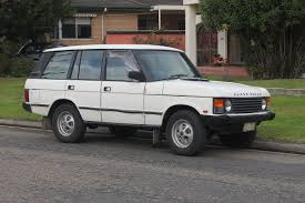 Land Rover <b>Range Rover</b> — Википедия