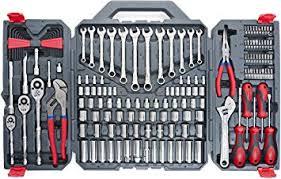 Crescent <b>170 Pc</b>. General Purpose Tool Set - Closed Case ...