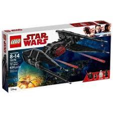 <b>Lego конструктор Star Wars</b> Истребитель СИД Кайло Рена 75179