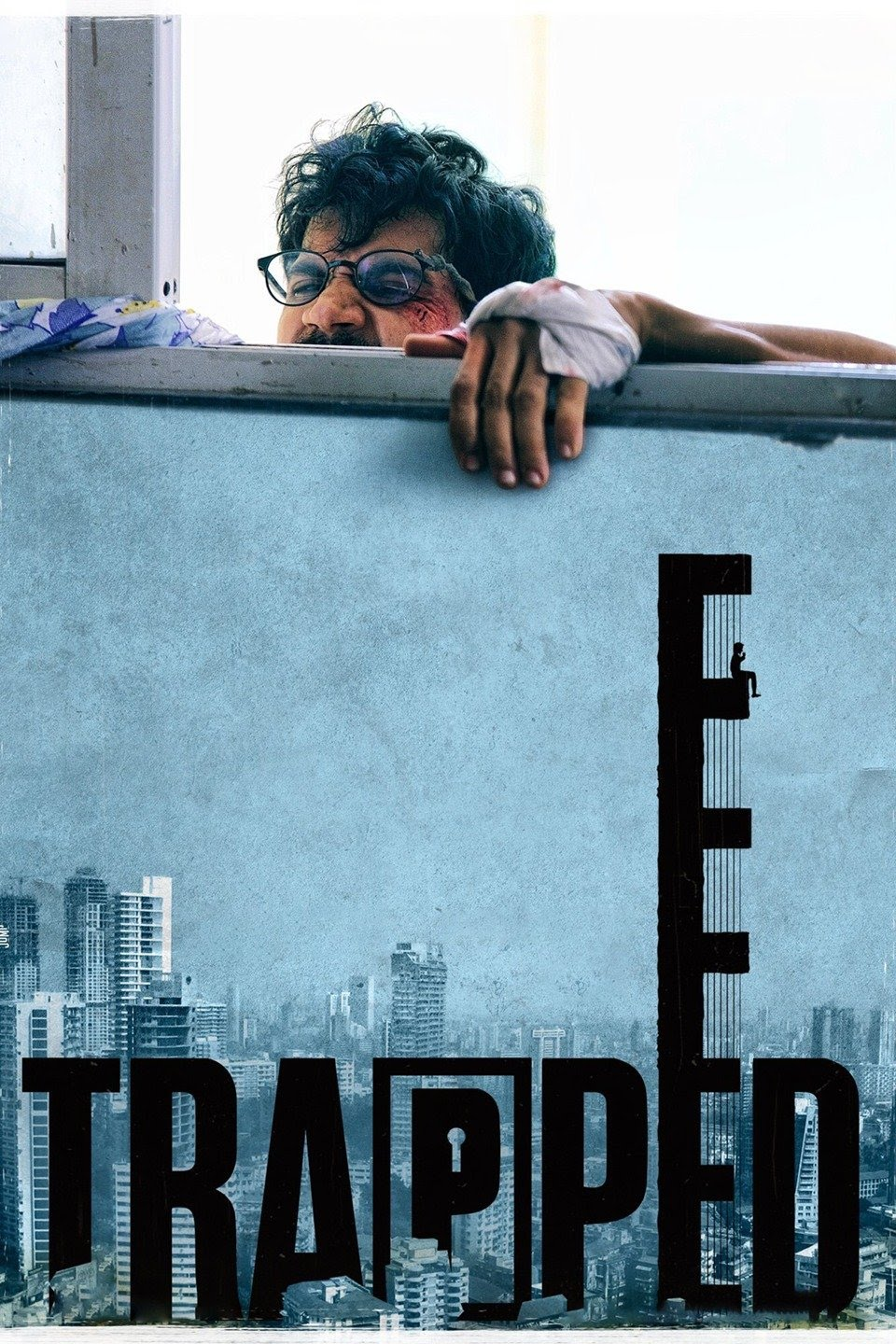 Download Trapped (2016) Hindi Full Movie 480p [350MB] | 720p [800MB]
